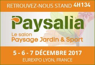 Paysalia  stand 4H134